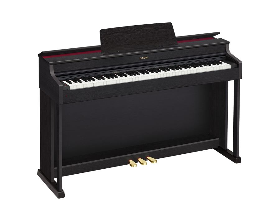 Casio AP-470 Celviano Digital Piano, Black