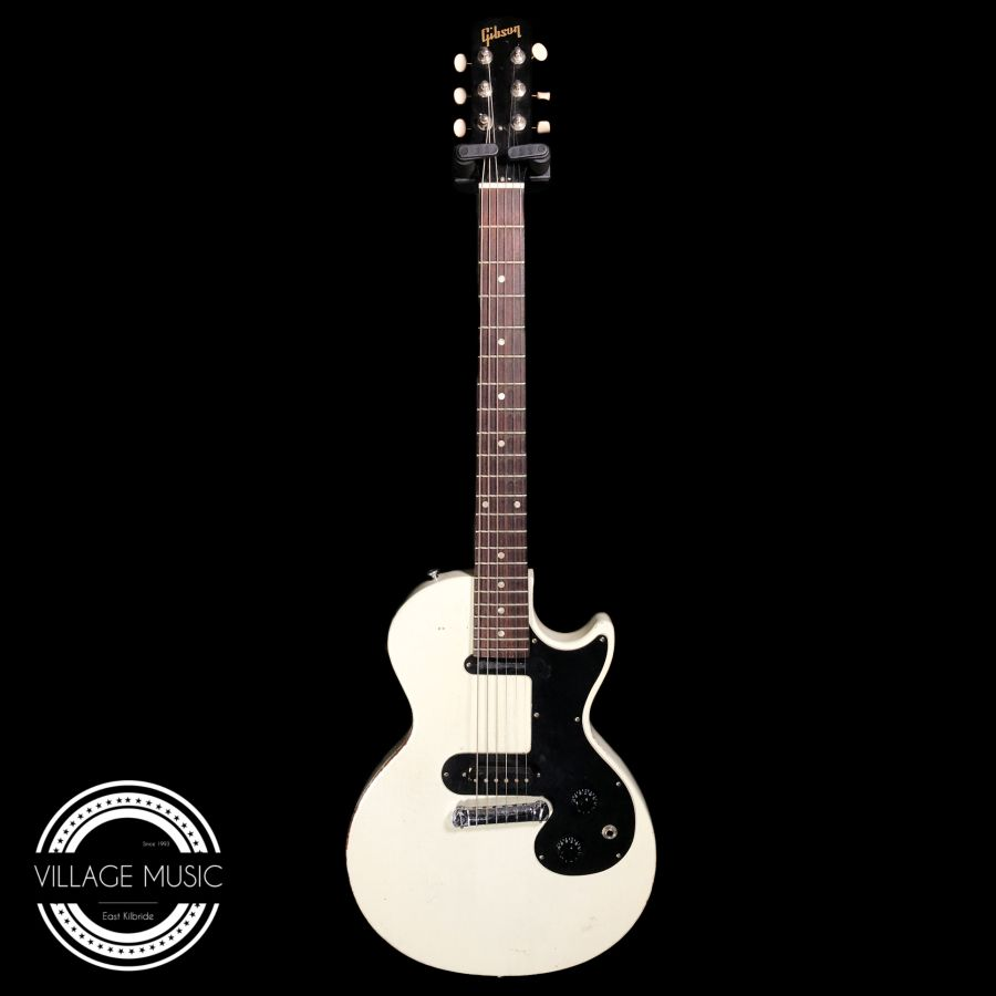 2010 Gibson Melody Maker - White