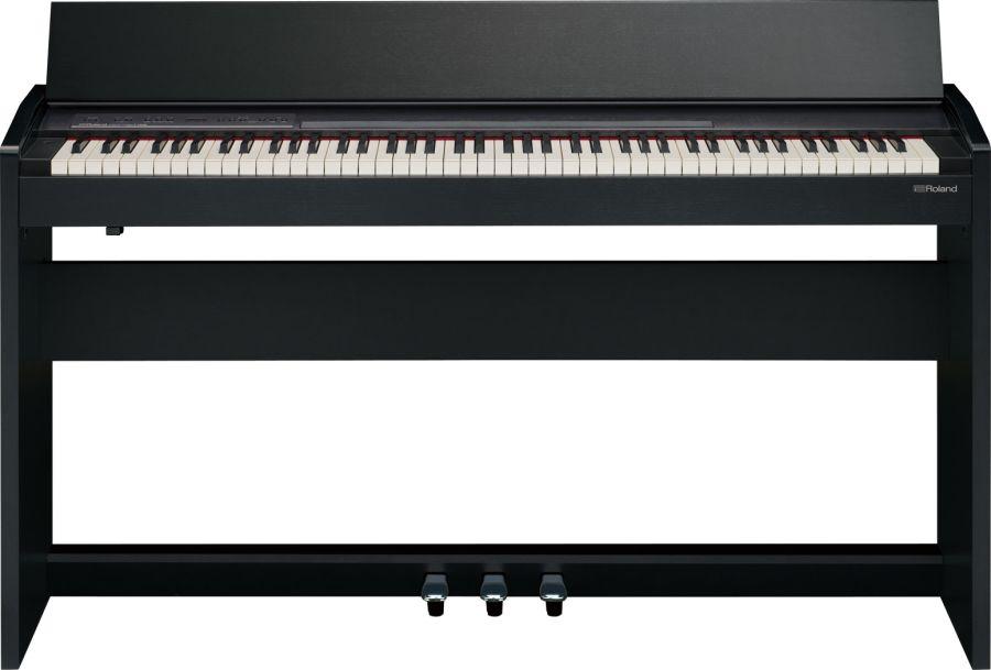Roland F-140R Digital Piano (Contemporary Black)