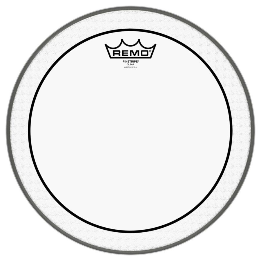 Remo Pinstripe Clear 10'' Drum Head - PS-0310-00