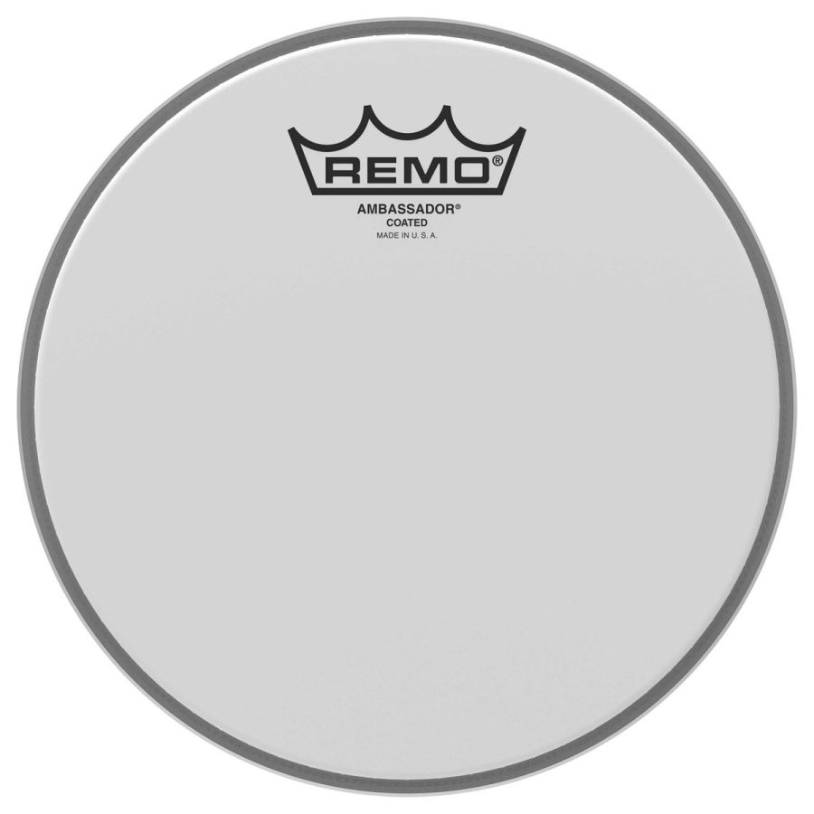 Remo Ambassador Coated 10'' Drum Head - BA-0110-00