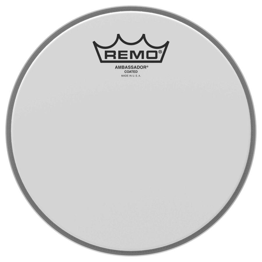 Remo Ambassador Coated 12'' Drum Head - BA-0112-00