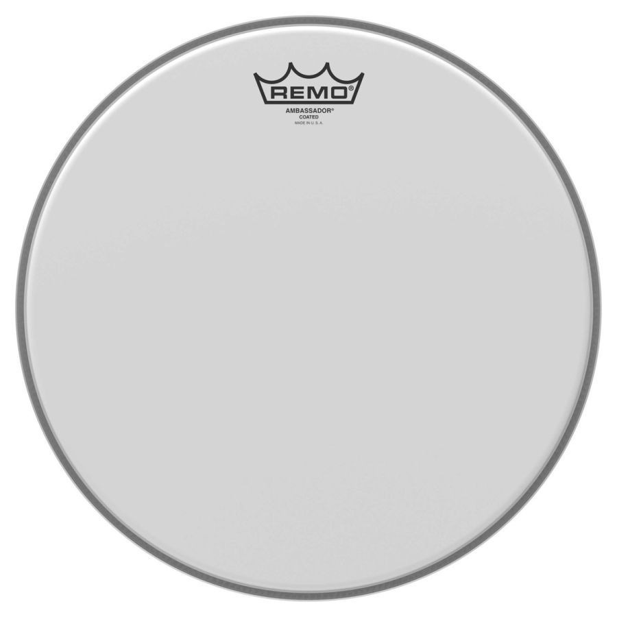 Remo Ambassador Coated 22'' Bass Drum Head - BR-1122-00