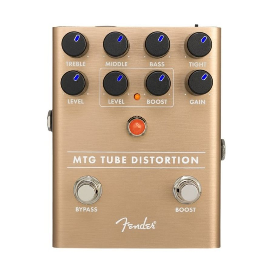 Fender - MTG Tube Distortion Pedal