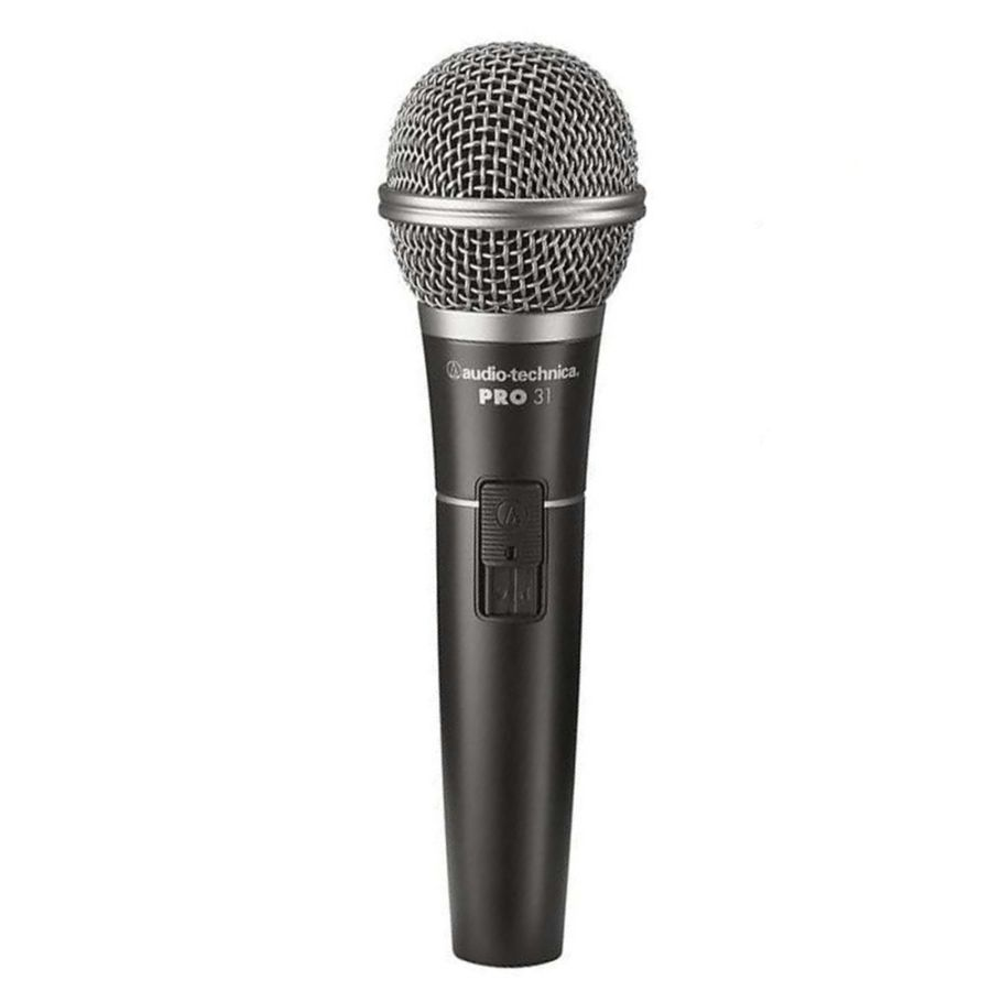 Audio Technica PRO 31QTR Cardioid Dynamic Vocal Microphone