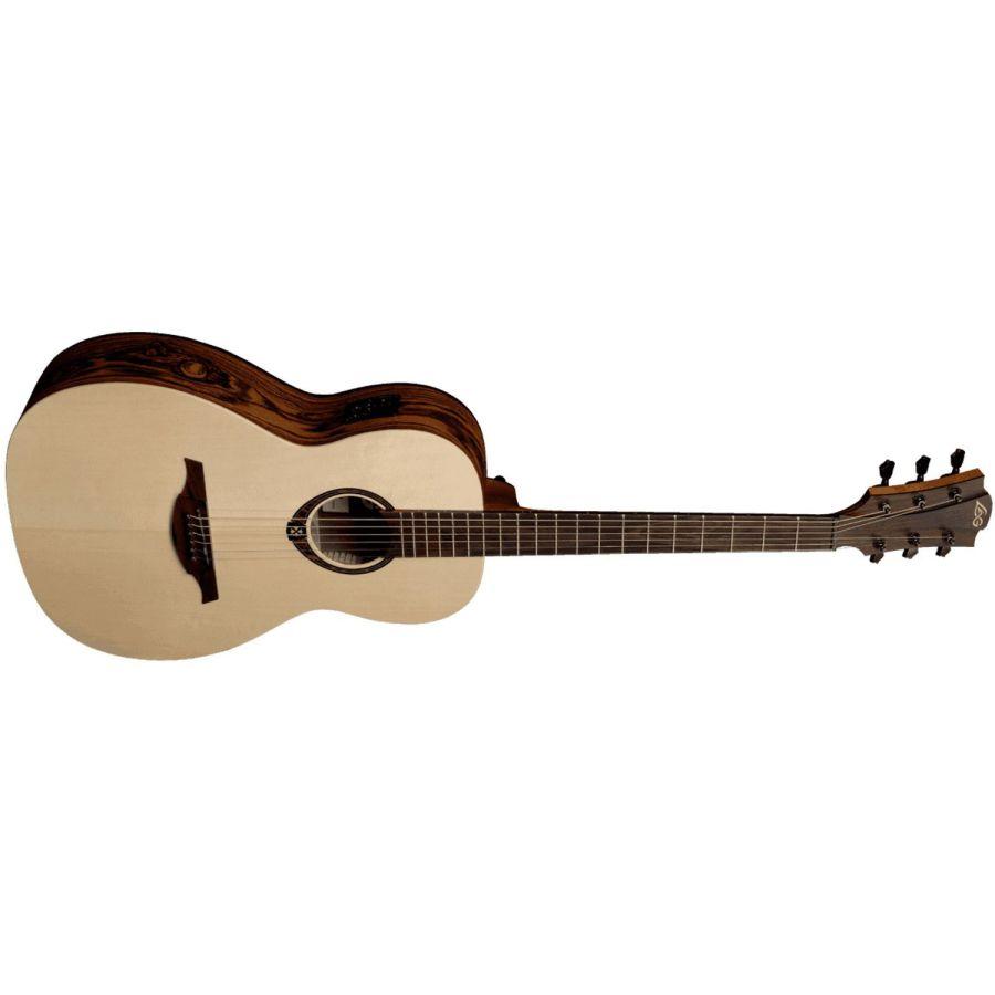 Lag Tramontane Parlor Electro-Acoustic Guitar T270PE