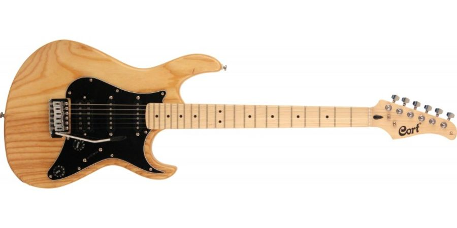 Cort G200DX Natural Gloss Electric Guitar
