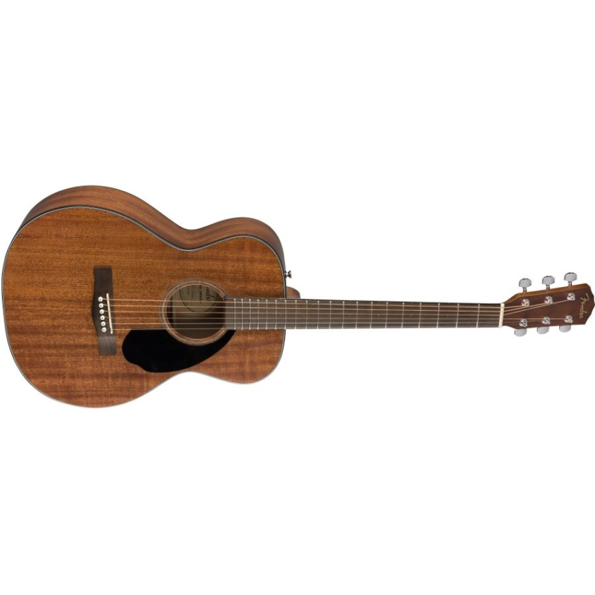 Fender CC-60S Concert Sized All-Mahogany Acoustic Guitar