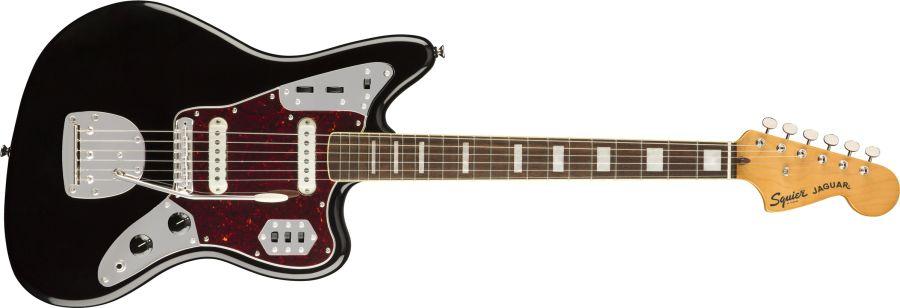 Squier Classic Vibe 70s Jaguar Black IL