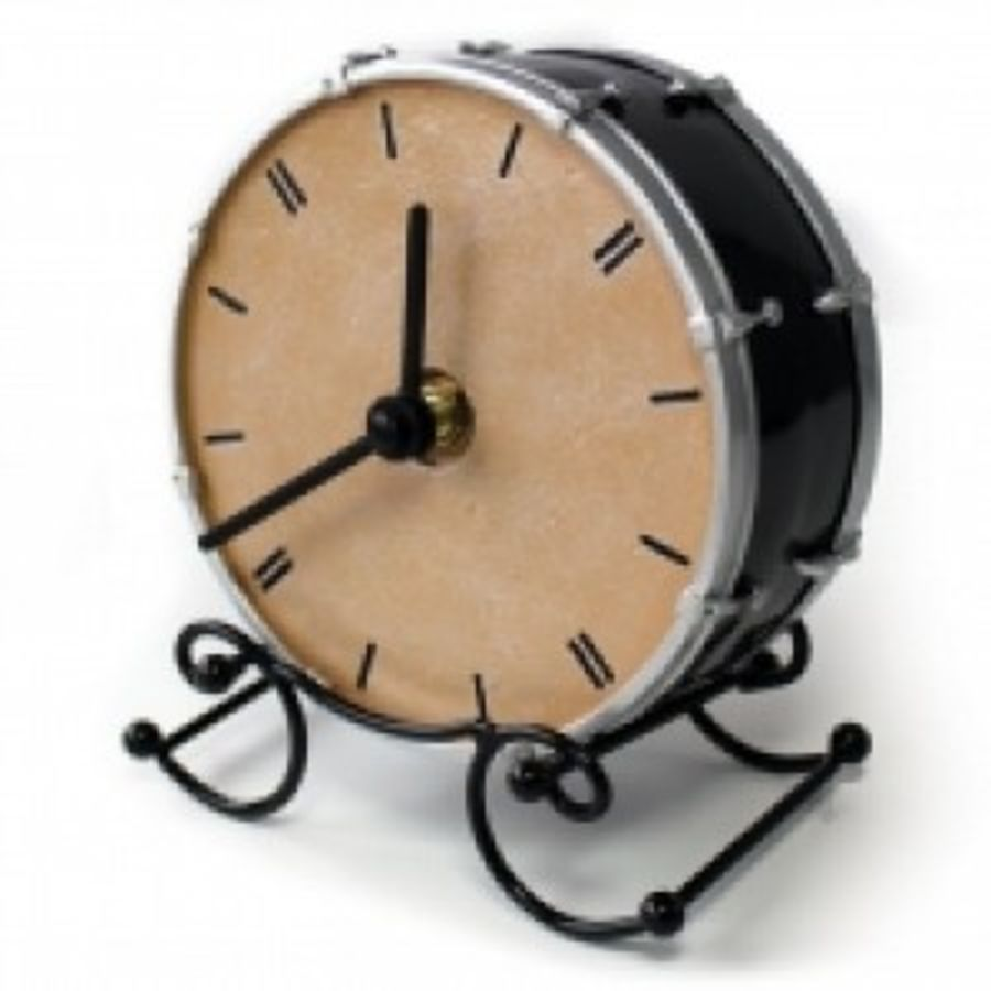Mantle Clock Drum