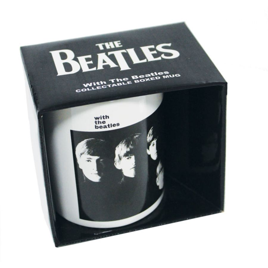 Beatles Boxed Mug With The Beatles