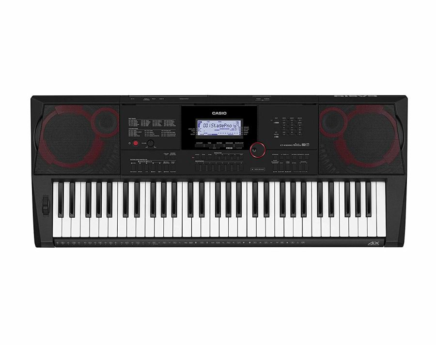 Casio CT-X3000 - Advanced 61 Key Touch Sensitive Portable Keyboard