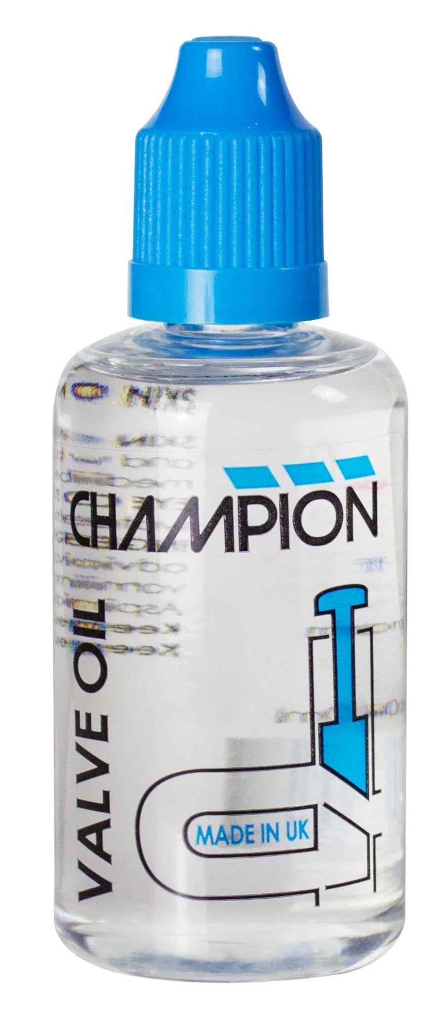 Champion Valve Oil - CHV1 - 50ml Bottle