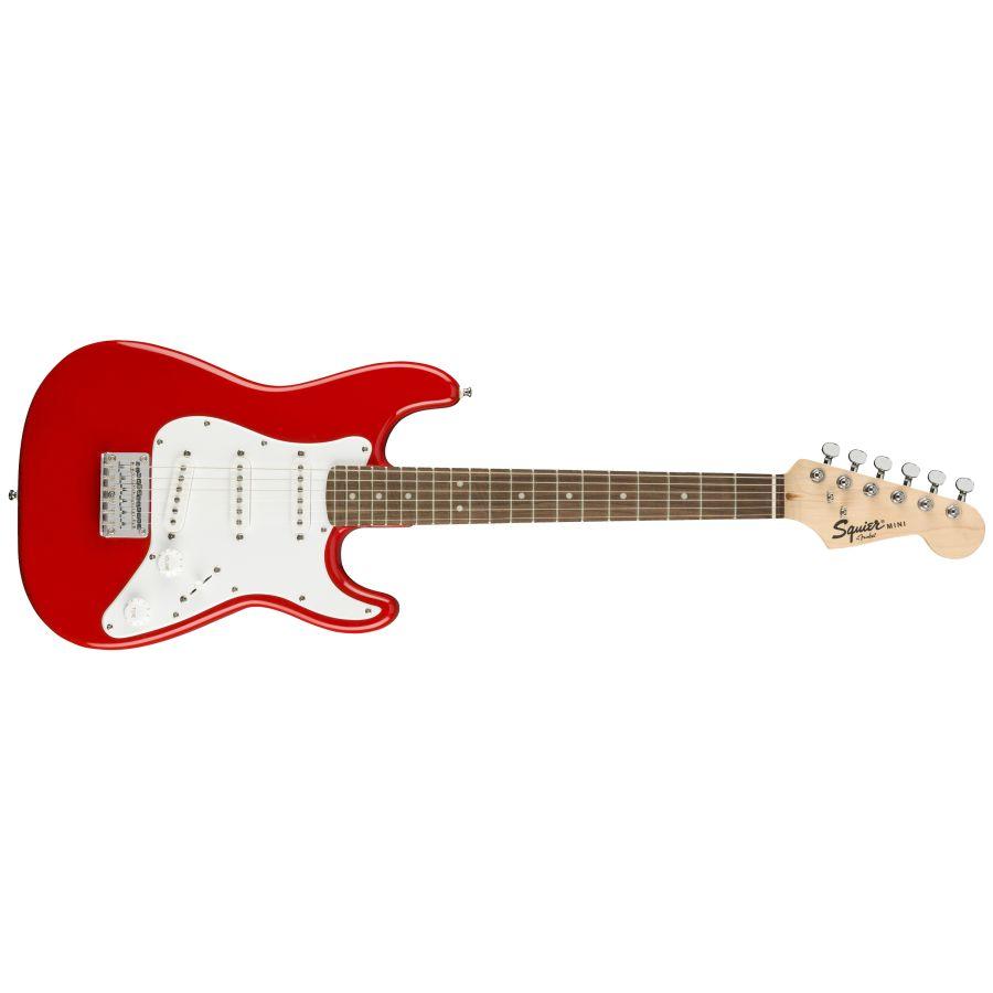 Squier Mini 3/4 Size Stratocaster - Torino Red