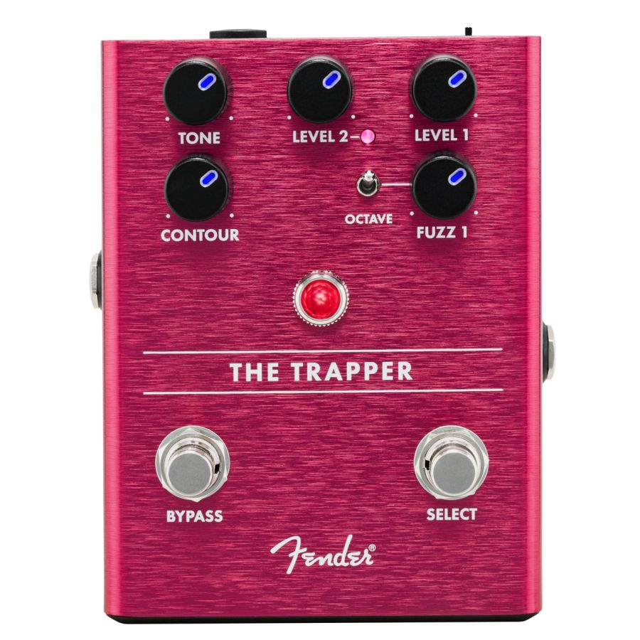 Fender - The Trapper - Fuzz Pedal