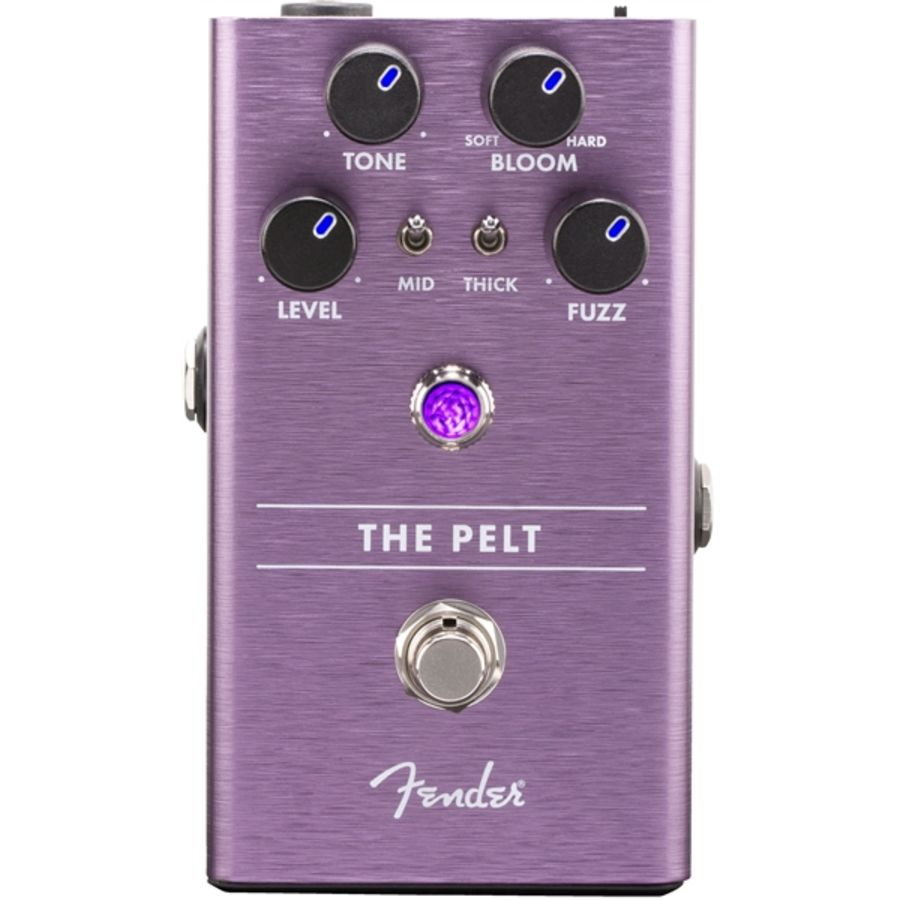 Fender - The Pelt - Fuzz Pedal