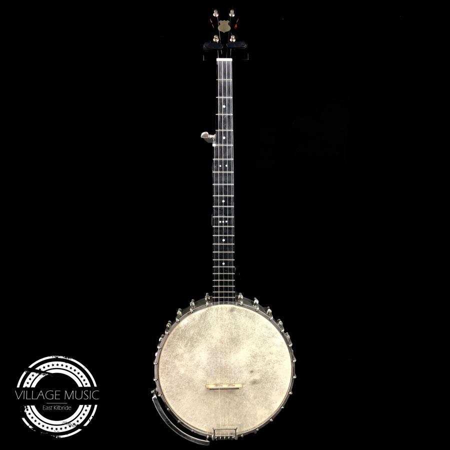 SOLD - Vintage Clifford Essex - CE Special - Open Back  5 String Banjo