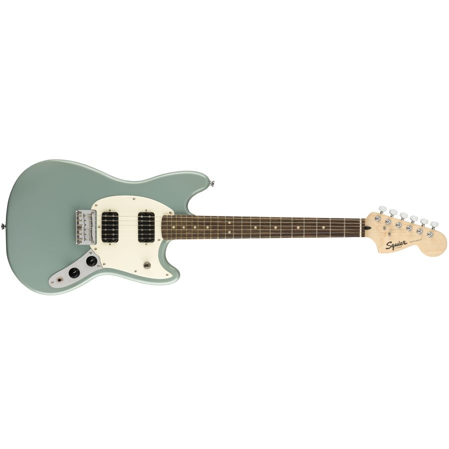 Squier Bullet Mustang HH Electric Guitar -  Sonic Gray