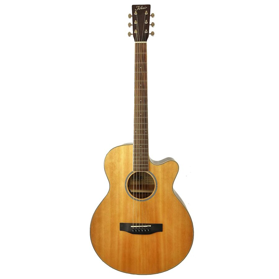 Tokai Cat's Eyes 170E - Electric Acoustic Guitar