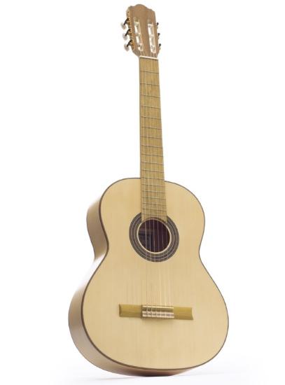 Hokada Silver - Solid Top Classical Guitar