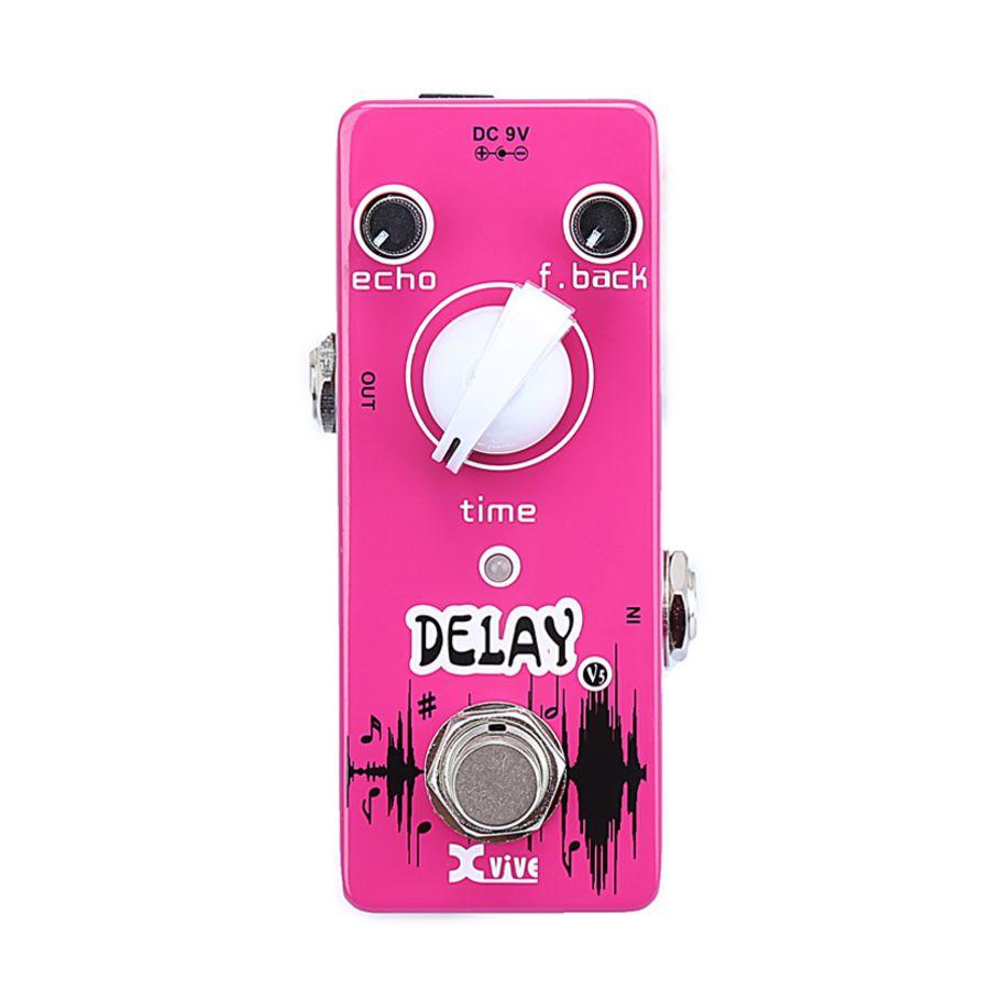 Xvive V5 Delay Pedal