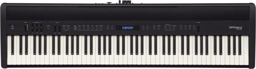 Roland FP60 Digital Piano - Black