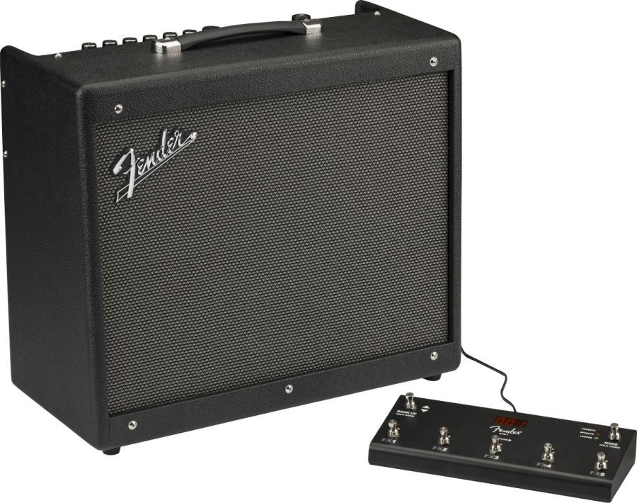 Fender Mustang GTX100 - Modeling Amp + Free Cable