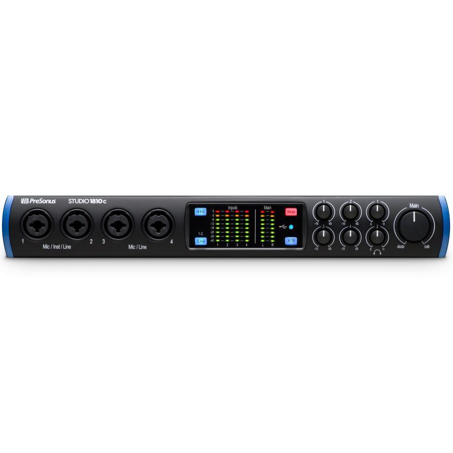 PreSonus Studio 1810c -192 kHz Audio Interface