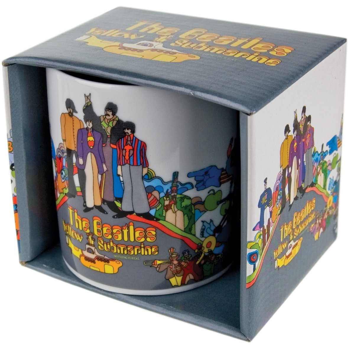 The Beatles Yellow Submarine Mug