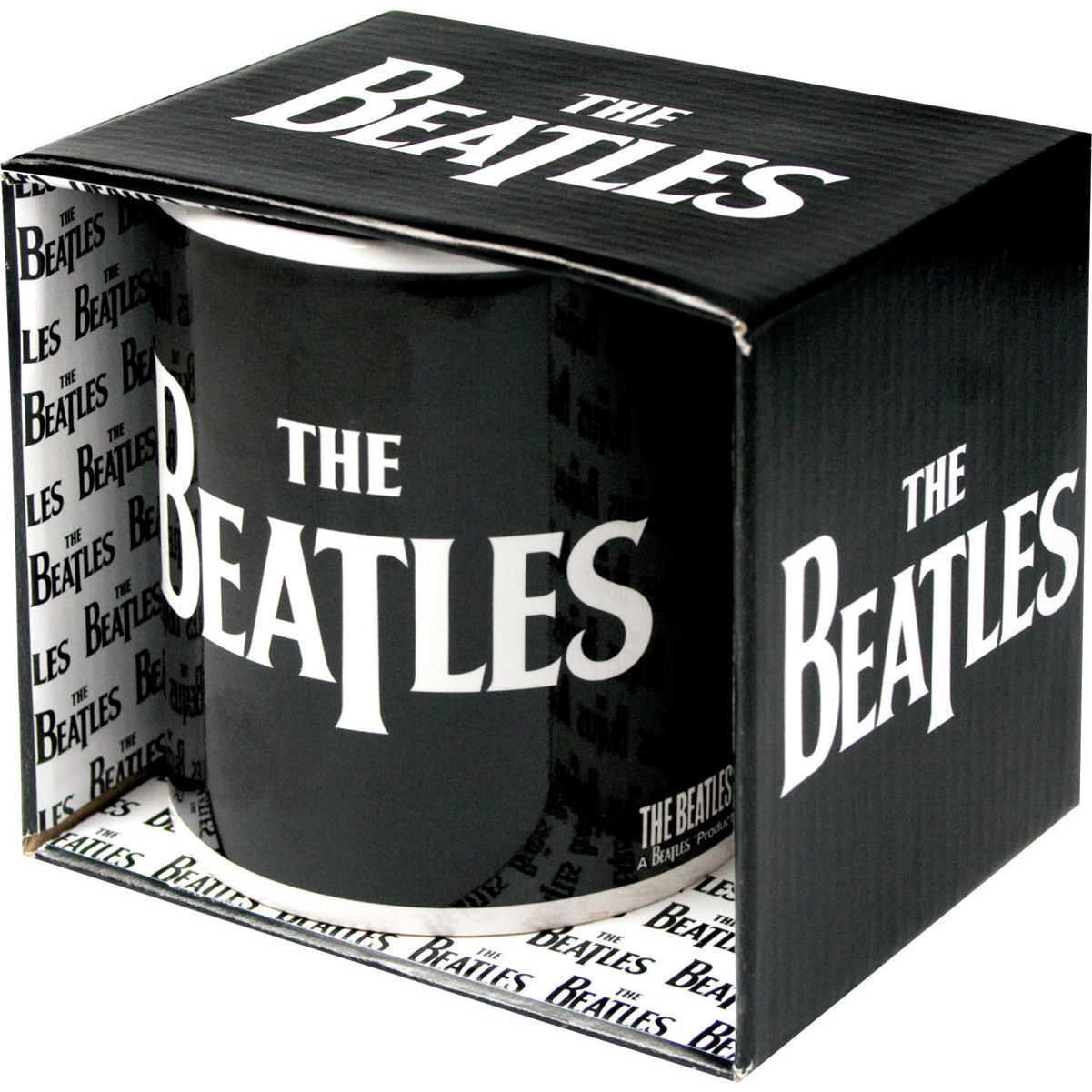 Beatles Logo Mug