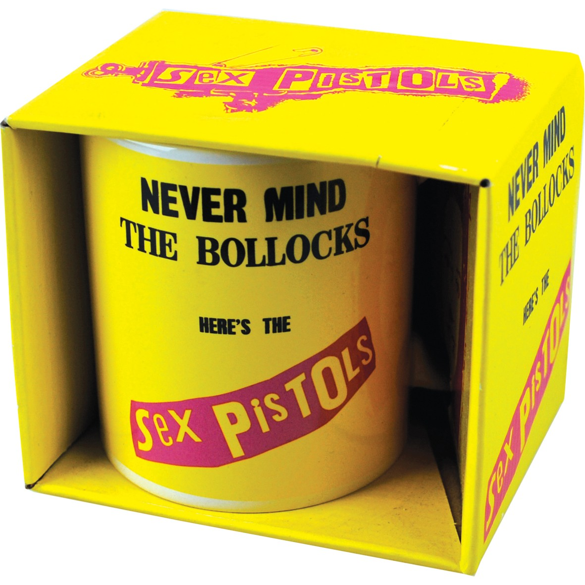 Sex Pistols Nevermind the... Mug