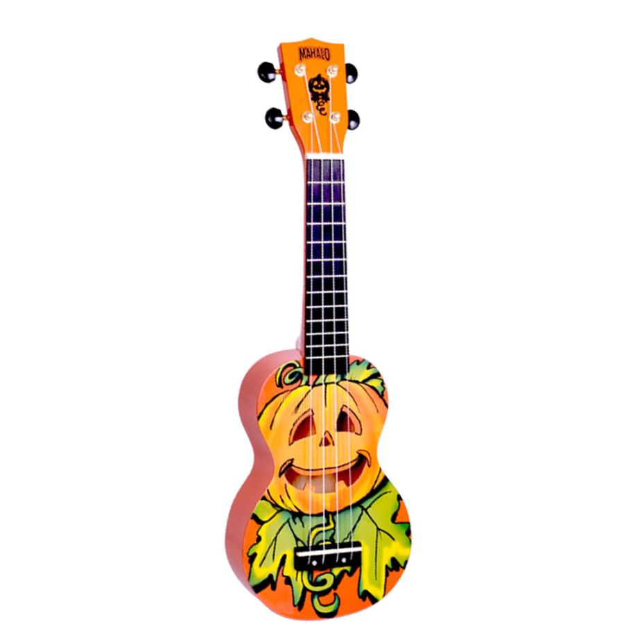 Mahalo Art series -Pumpkin Soprano ukulele