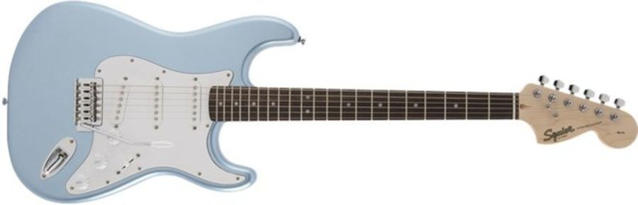 LIMITED EDITION - Squier FSR Affinity Stratocaster - Lake Placid Blue