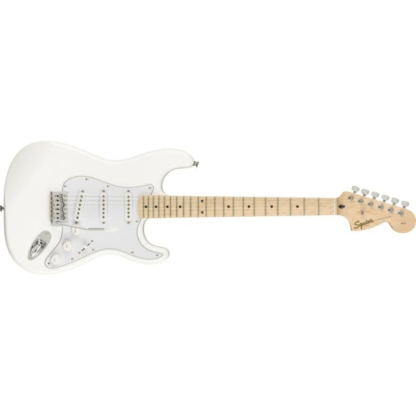 LIMITED EDITION - Squier FSR Affinity Stratocaster - Olympic White