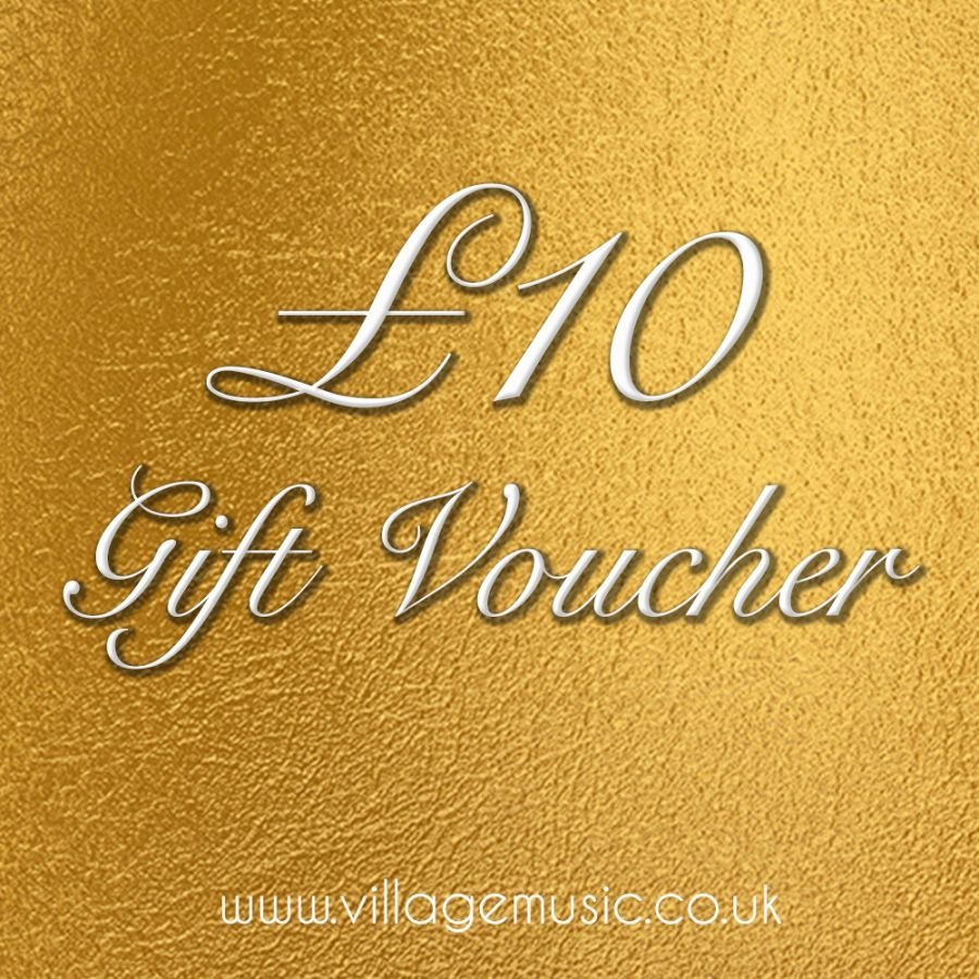 Village Music £10 Voucher