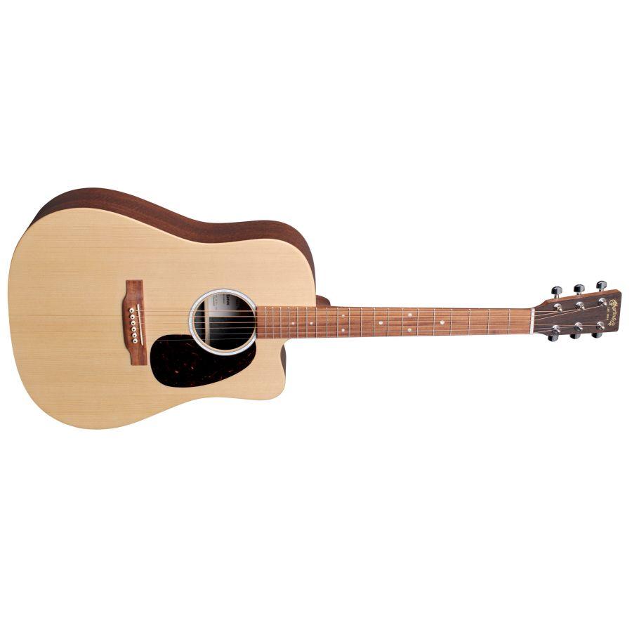 Martin DC-X2E-01 - Spruce/ Mahogany Acoustic Guitar