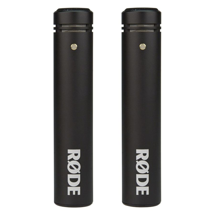 Rode M5 Cardioid Condenser Microphone, Matched Pair