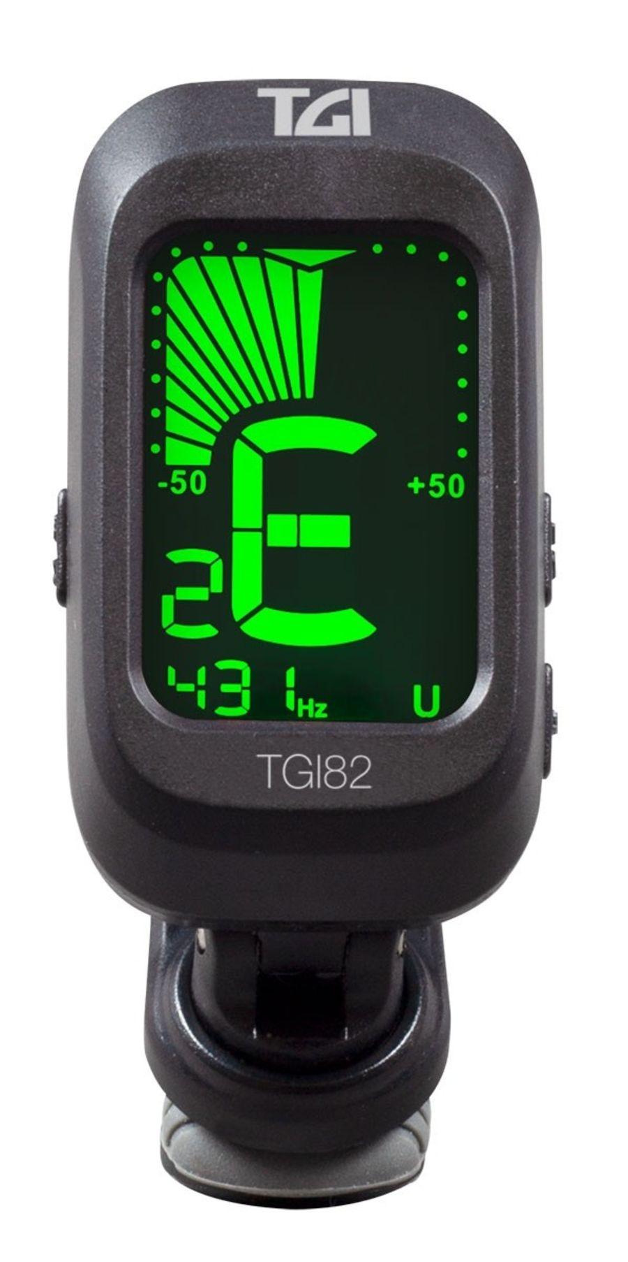 TGI TG182 Clip on Chromatic Tuner