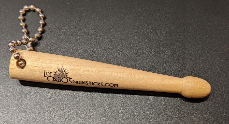 Los Cabos Drumsticks - Drumstick Keyring