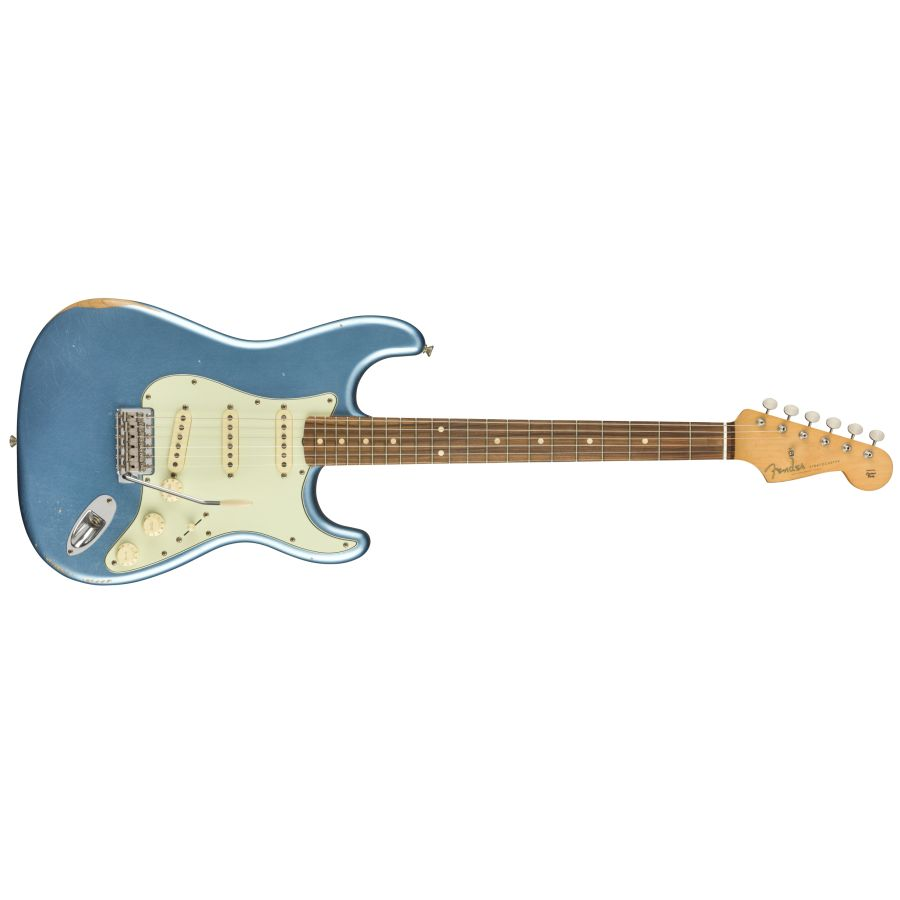 Fender Vintera Road Worn '60s Stratocaster - Lake Placid Blue
