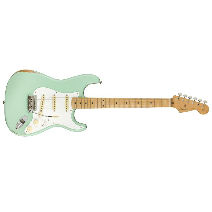 Fender Vintera Road Worn '50s Stratocaster - Surf Green