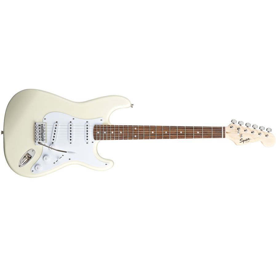 Squier Bullet Stratocaster with trem - Arctic White