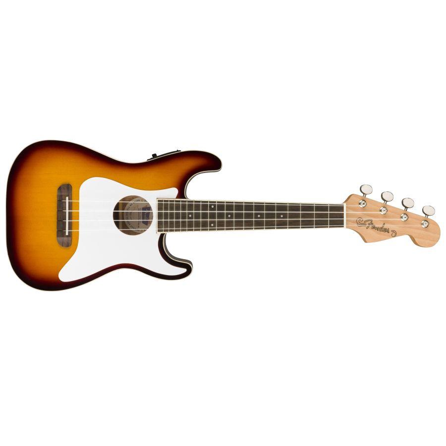 Fender Fullerton Strat Ukulele - Sunburst