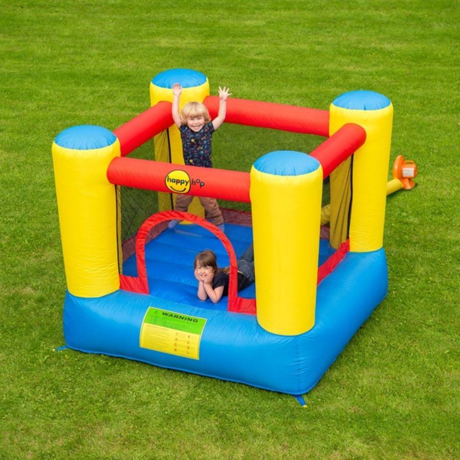 HIRE - Kids Mini bouncy castle - inc mains powered air-pump