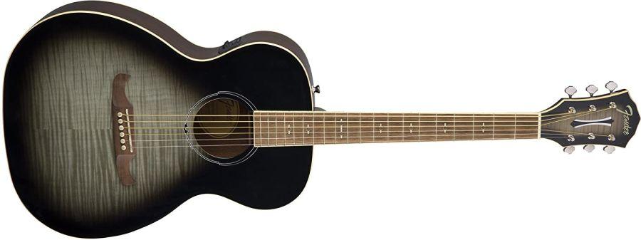 Fender FA-235E Concert Electric-Acoustic Guitar - Moonlight Burst