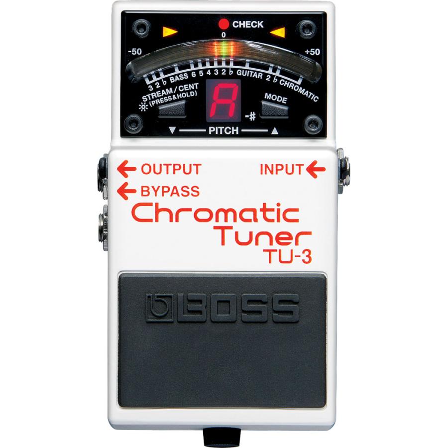 Boss TU-3 - Chromatic Tuner