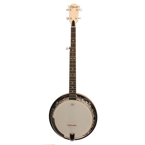 Ozark 2109RG Maple 5 string Banjo