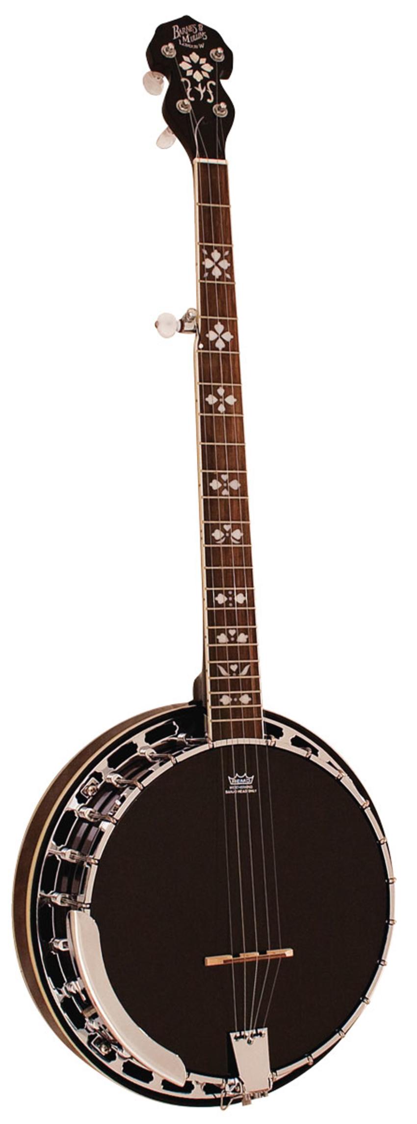 Barnes & Mullins 5 String Electro Banjo. Rathbone Model