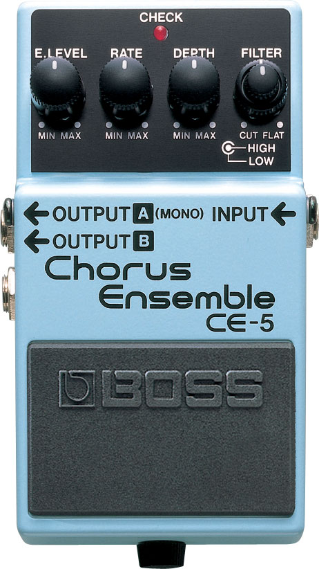 Boss CE-5 - Chorus Ensemble