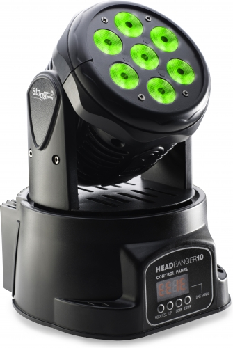Stagg Pro Lighting - HeadBanger 10